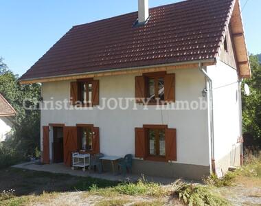 Vente Maison 4 pièces 82m² La Combe-de-Lancey (38190) - photo