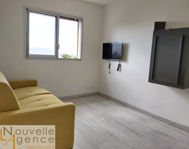 Location Appartement 1 pièce 15m² Saint-Denis (97400) - photo
