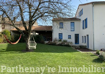 Vente Maison 6 pièces 166m² Parthenay (79200) - Photo 1