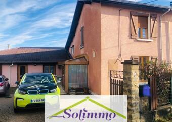Vente Maison 4 pièces 90m² Saint-André-le-Gaz (38490) - Photo 1