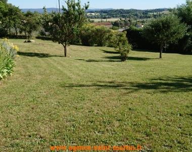 Vente Terrain 900m² Saint-Marcel-lès-Sauzet (26740) - photo