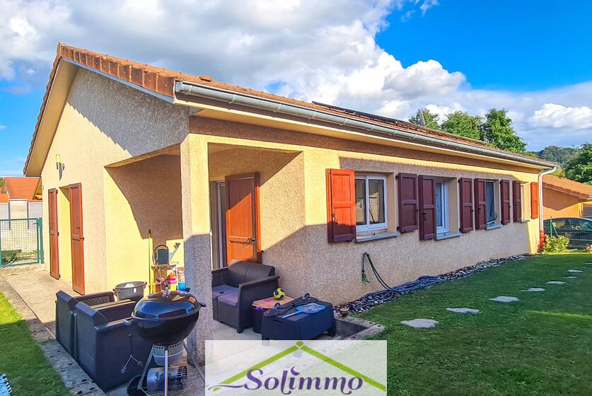 Vente Maison 4 pièces 85m² Brégnier-Cordon (01300) - photo