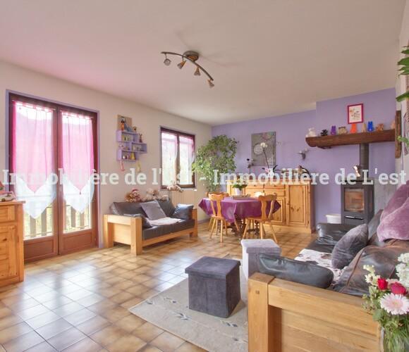Vente Maison 7 pièces 110m² Marthod (73400) - photo