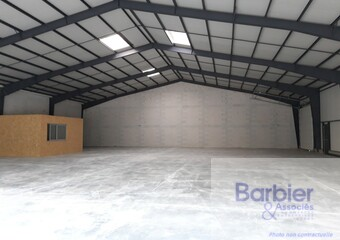 Location Local industriel 700m² Vannes (56000) - Photo 1