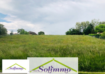 Vente Terrain 990m² Morestel (38510) - Photo 1