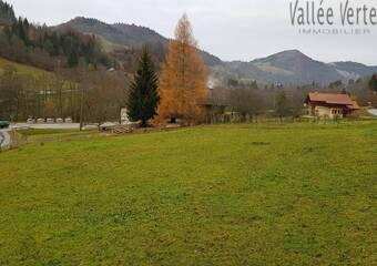 Vente Terrain 1 893m² Bellevaux (74470) - photo