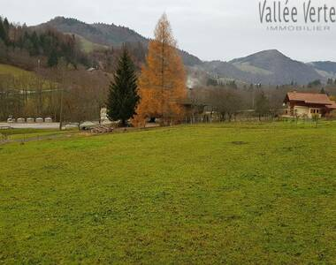 Vente Terrain 1 893m² Bellevaux (74470) - photo