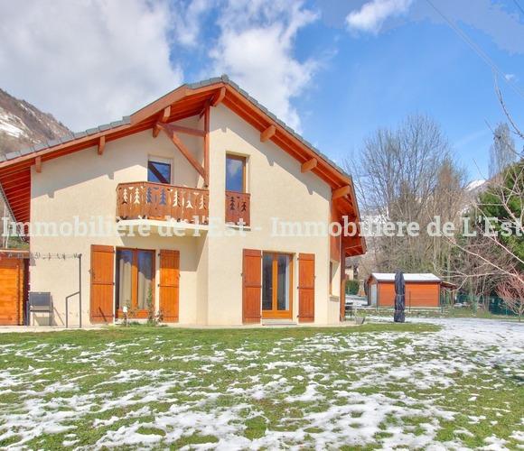 Vente Maison 6 pièces 128m² Notre-Dame-du-Cruet (73130) - photo