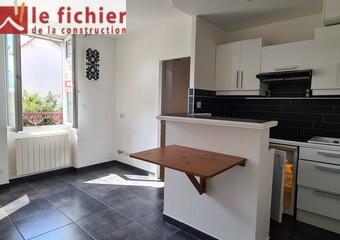 Location Appartement 2 pièces 26m² Grenoble (38000)