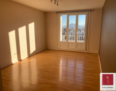 Vente Appartement 60m² Le Pont-de-Claix (38800) - photo