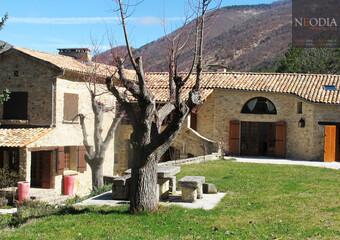Vente Maison 10 pièces 250m² Montbrun-les-Bains (26570) - Photo 1