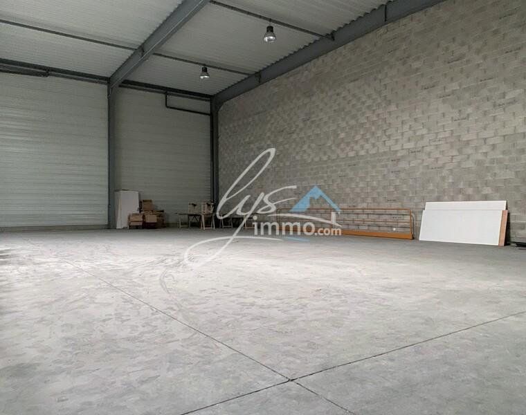 Location Local industriel 320m² Nieppe (59850) - photo