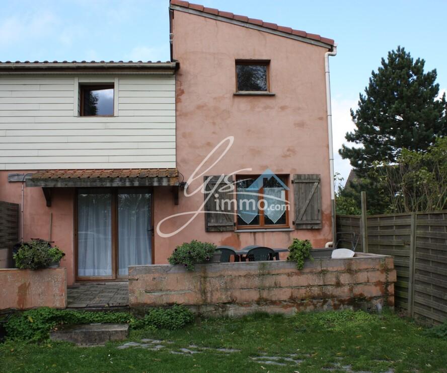Location Maison 85m² Aubers (59249) - photo