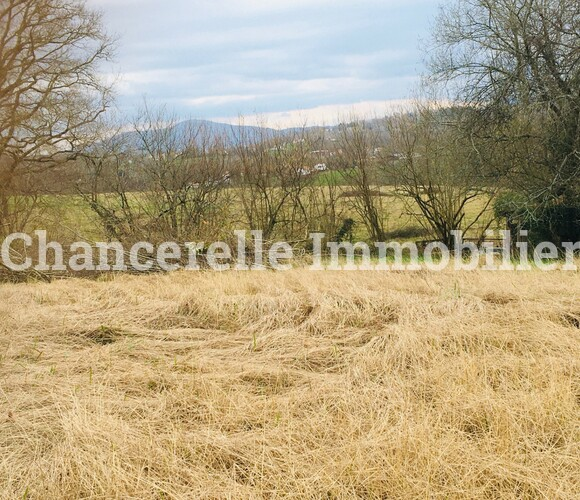 Vente Terrain 1 300m² Mouguerre (64990) - photo
