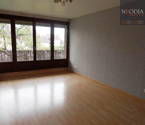 Location Appartement 4 pièces 77m² Échirolles (38130) - photo