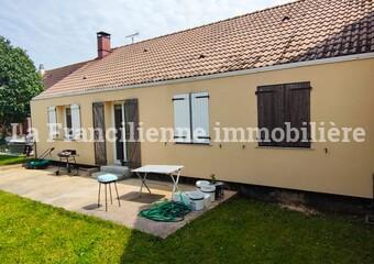 Vente Maison 5 pièces 90m² Saint-Soupplets (77165) - Photo 1