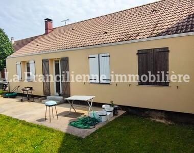 Vente Maison 5 pièces 90m² Saint-Soupplets (77165) - photo