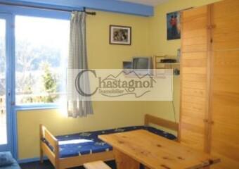 Vente Appartement 1 pièce 19m² CHAMROUSSE