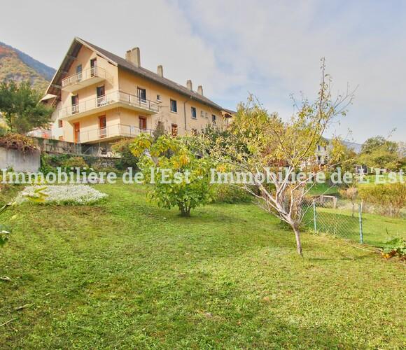 Vente Appartement 5 pièces 128m² Montricher-Albanne (73870) - photo