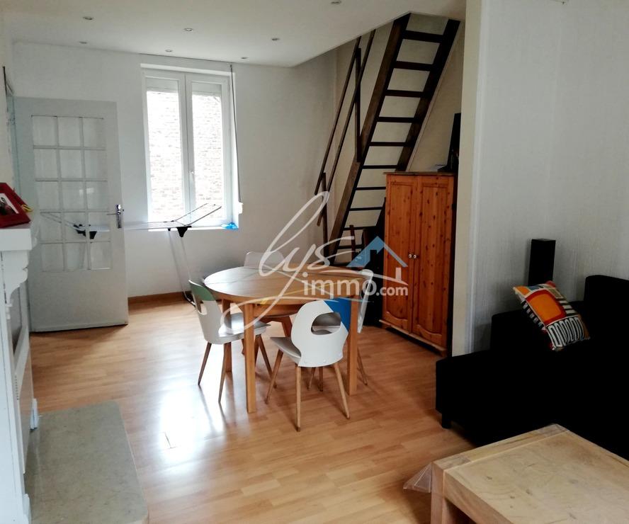 Location Appartement 3 pièces 90m² Hazebrouck (59190) - photo