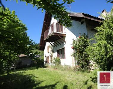 Vente Maison 8 pièces 135m² Saint Hilaire du Touvet (38660) - photo