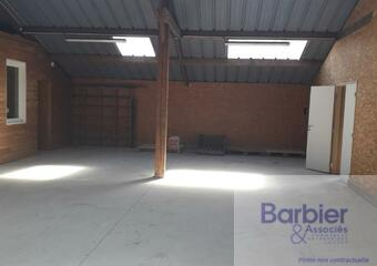 Location Local industriel 120m² Vannes (56000) - Photo 1