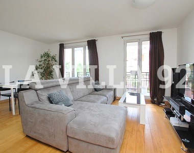 Vente Appartement 4 pièces 80m² Villeneuve-la-Garenne (92390) - photo