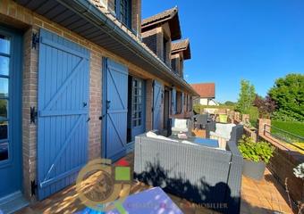 Vente Maison 9 pièces 169m² Campagne-lès-Hesdin (62870) - photo