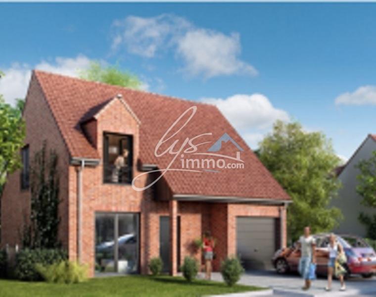 Vente Maison 104m² Fleurbaix (62840) - photo