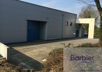Location Local industriel 680m² Vannes (56000) - Photo 1
