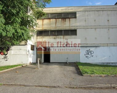 Location Garage 12m² Le Pont-de-Claix (38800) - photo