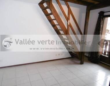 Location Appartement 3 pièces 35m² Habère-Poche (74420) - photo