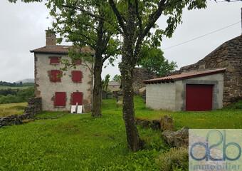 Vente Maison 3 pièces 80m² Saint-Jean-Lachalm (43510) - Photo 1