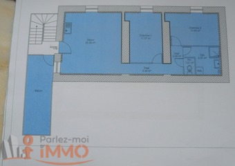 Vente Appartement 3 pièces 60m² Chirens (38850) - Photo 1
