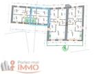 Vente Maison 3 pièces 69m² Saint-André-de-Corcy (01390) - Photo 5