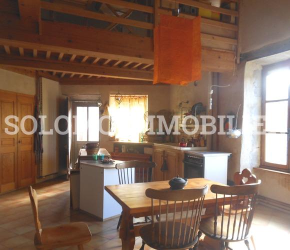 Vente Maison 4 pièces 110m² Saillans (26340) - photo