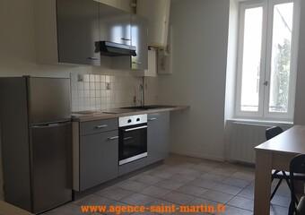 Location Appartement 2 pièces 28m² Montélimar (26200) - Photo 1